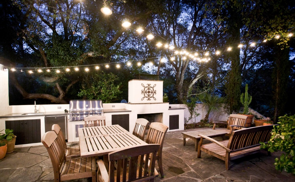 14 Fresh and Fun Patio Ideas You Need to Try This Summer on backyard gazebo ideas, backyard pool ideas, backyard construction ideas, backyard fence ideas, backyard furniture ideas, backyard seating ideas, retaining wall ideas, small backyard ideas, garage ideas, driveway ideas, backyard sunroom ideas, backyard hot tub ideas, backyard landscape ideas, fireplace ideas, backyard pergola ideas, inexpensive backyard ideas, backyard courtyard ideas, backyard shed ideas, backyard concrete ideas, deck ideas,