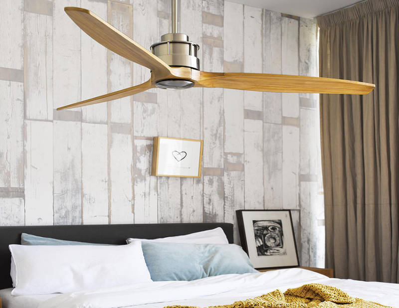 Keep It Cool with These 16 Gorgeous Modern Ceiling Fans
