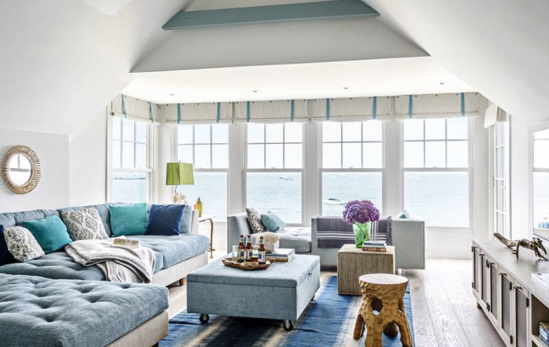 6e9dd5b32c6d Have an Endless Summer With These 35 Beach House Decor Ideas ...