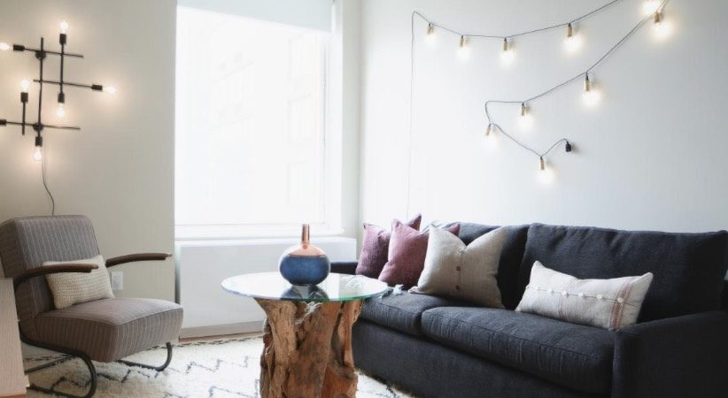 25 Tumblr-Worthy Ways to Decorate with String Lights All Year Round