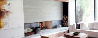 Hate That Brick Fireplace? 12 Ways to Make It Look Better
