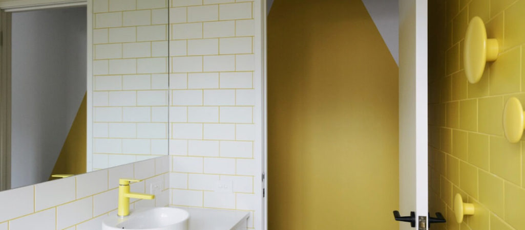 5 Ways to Work With Colorful Grout