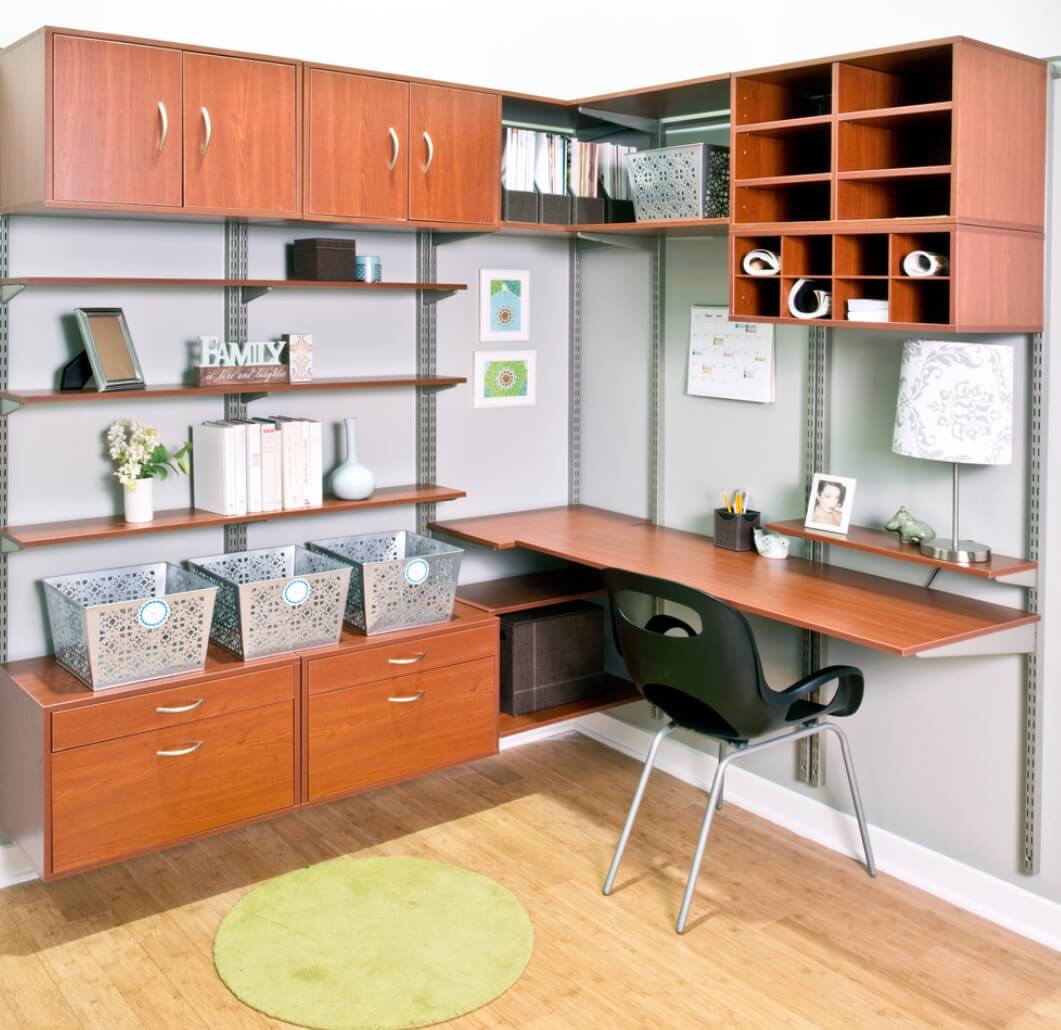 6 Home Office Organization Ideas