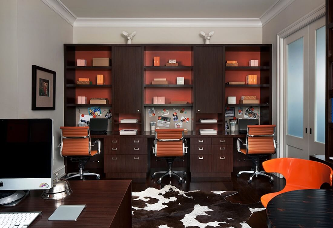 Home Office Organization Workstation Space