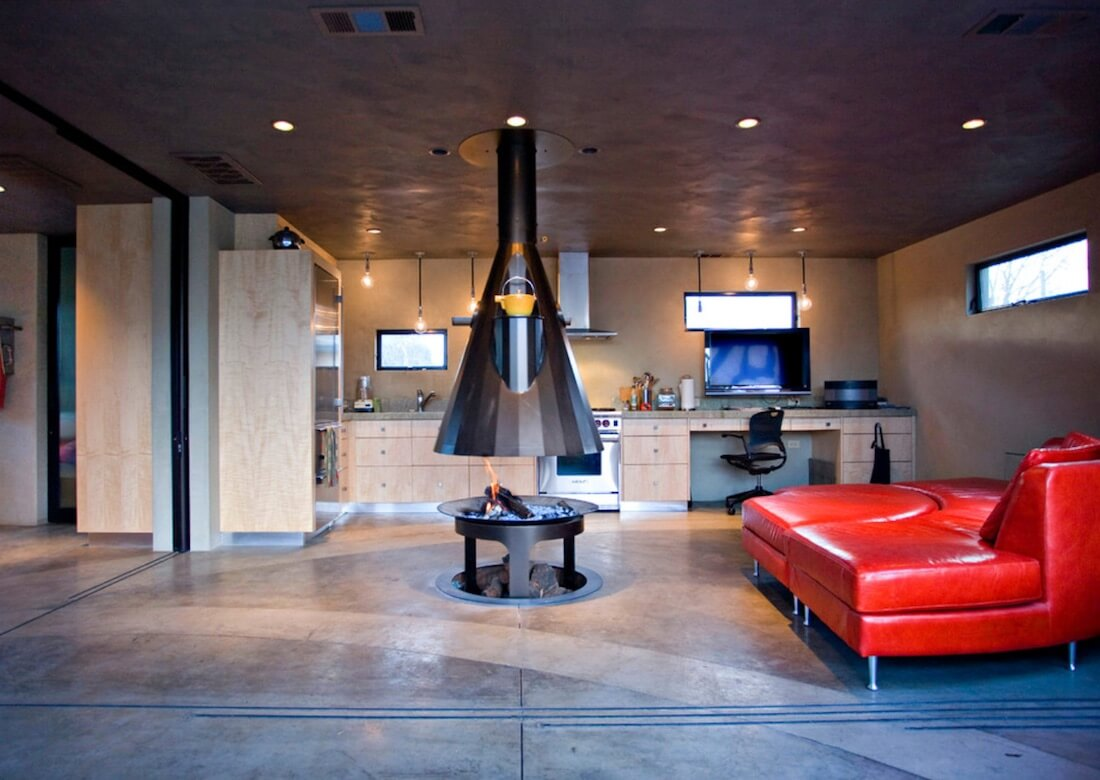Indoor Fireplaces Fire Pit