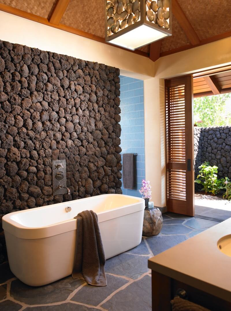 20 Creative Ways to Use Natural Textures in a Home | Freshome.com