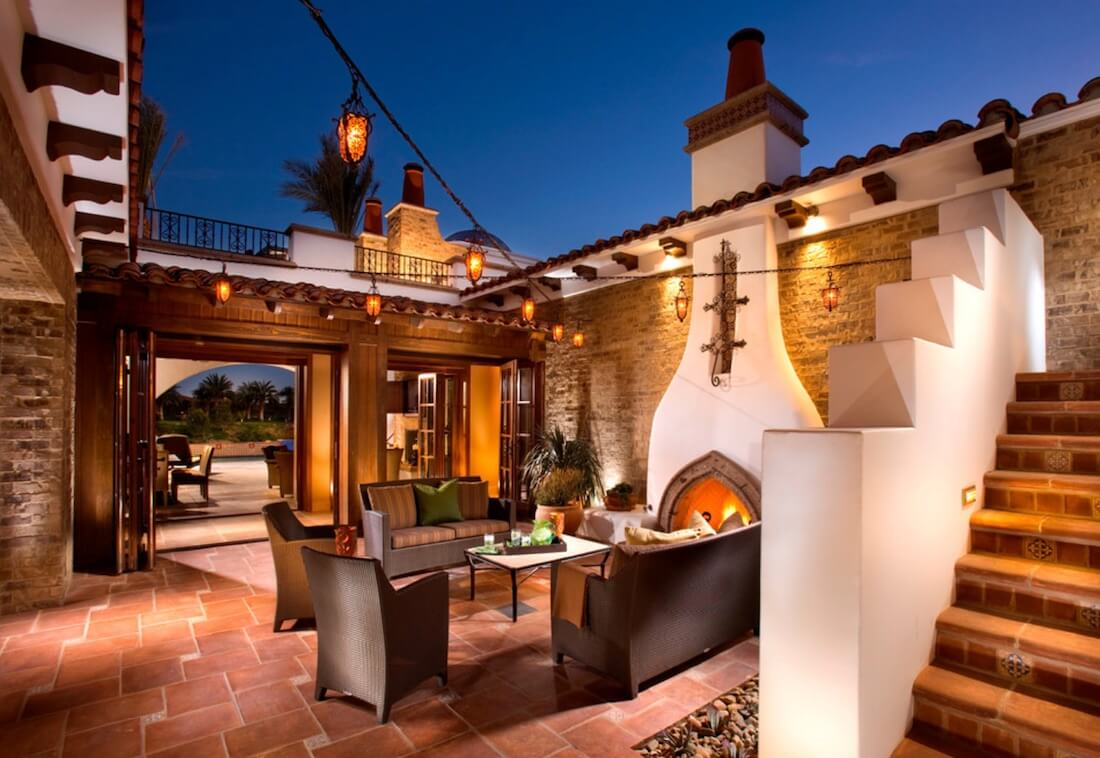 Outdoor Fireplaces Plaster