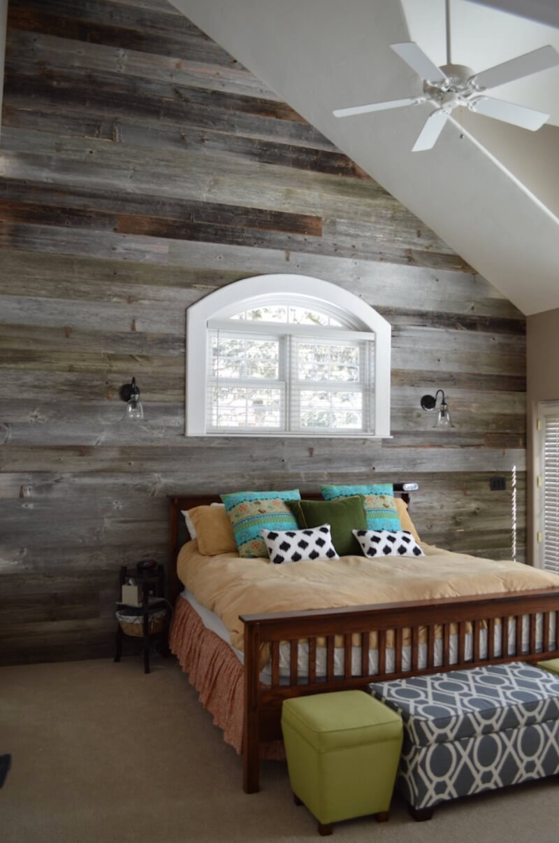 5 Ideas For Rustic Chic Accent Walls Freshome Com