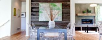 5 Ideas for Rustic Chic Accent Walls