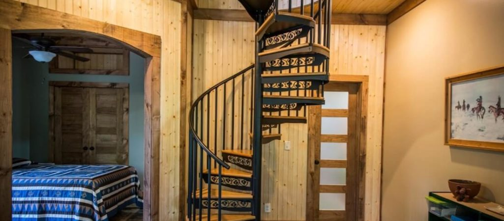 6 Ways to Get in on the Spiral Staircase Trend