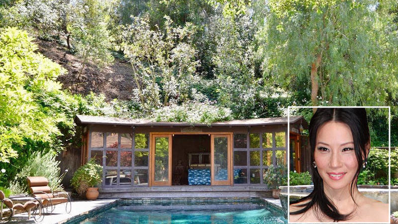 'Charlie's Angels' Actress Lucy Liu Is Selling Her Los Angeles Zen Craftsman House