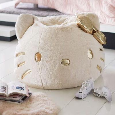 Pottery barn says hello to hello kitty with a stylish new - Pottery barn hello kitty ...