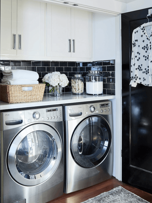 Maximize E In Your Small Laundry Room