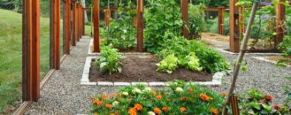 5 Stylish and Functional Garden Edging Ideas