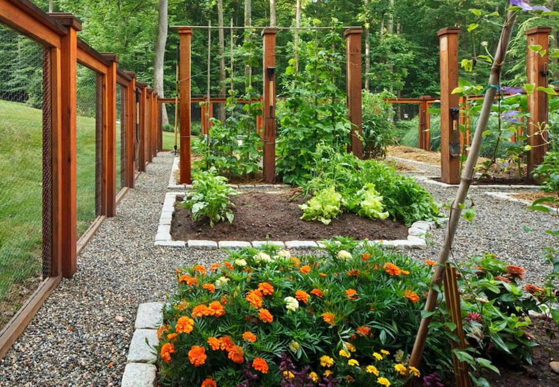 5 Stylish and Functional Garden Edging Ideas | Freshome.com