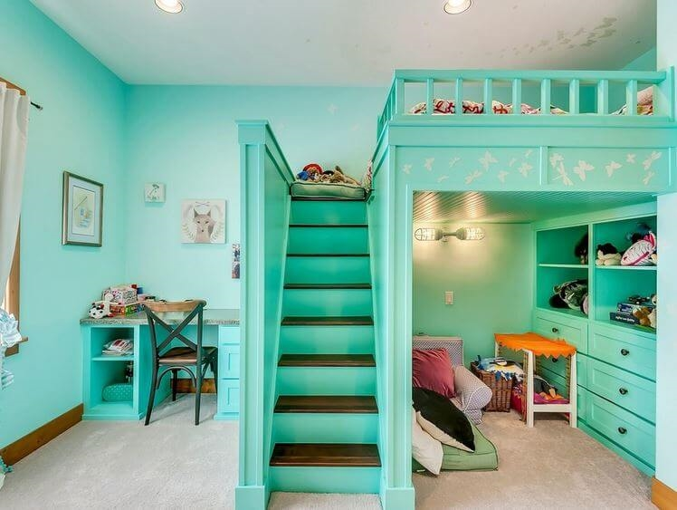 Go to Your Room\' Isn\'t Punishment With These Kid\'s Bedroom Ideas