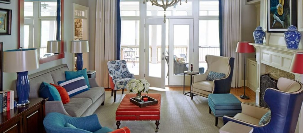 How to Use Multiple Accent Colors in a Space