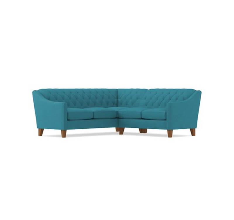Sectional Sofa Designs Tufting Style