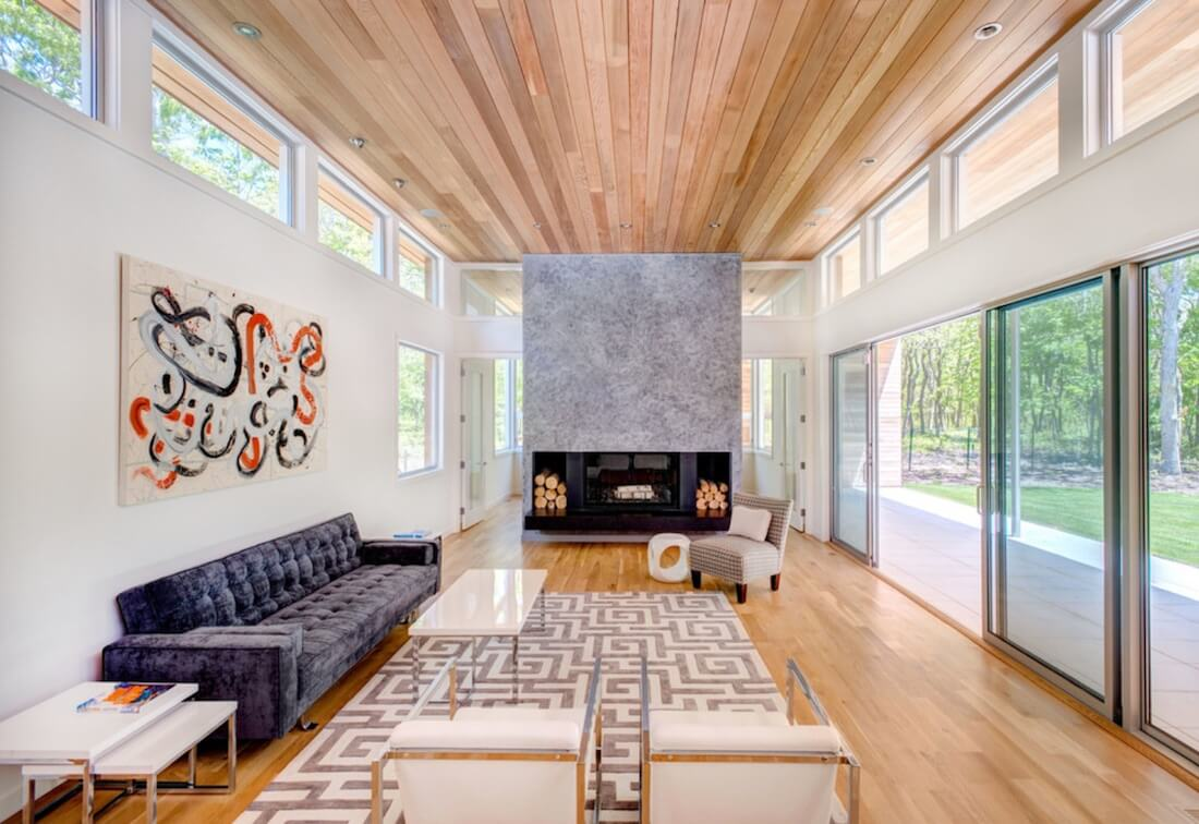 Wood Paneling Light Color