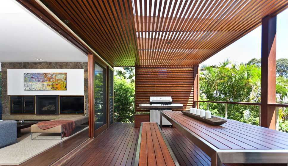 If You Have Enough Room Add A Table So That Can Enjoy Al Fresco Dining Image Corben Architects Collect This Idea