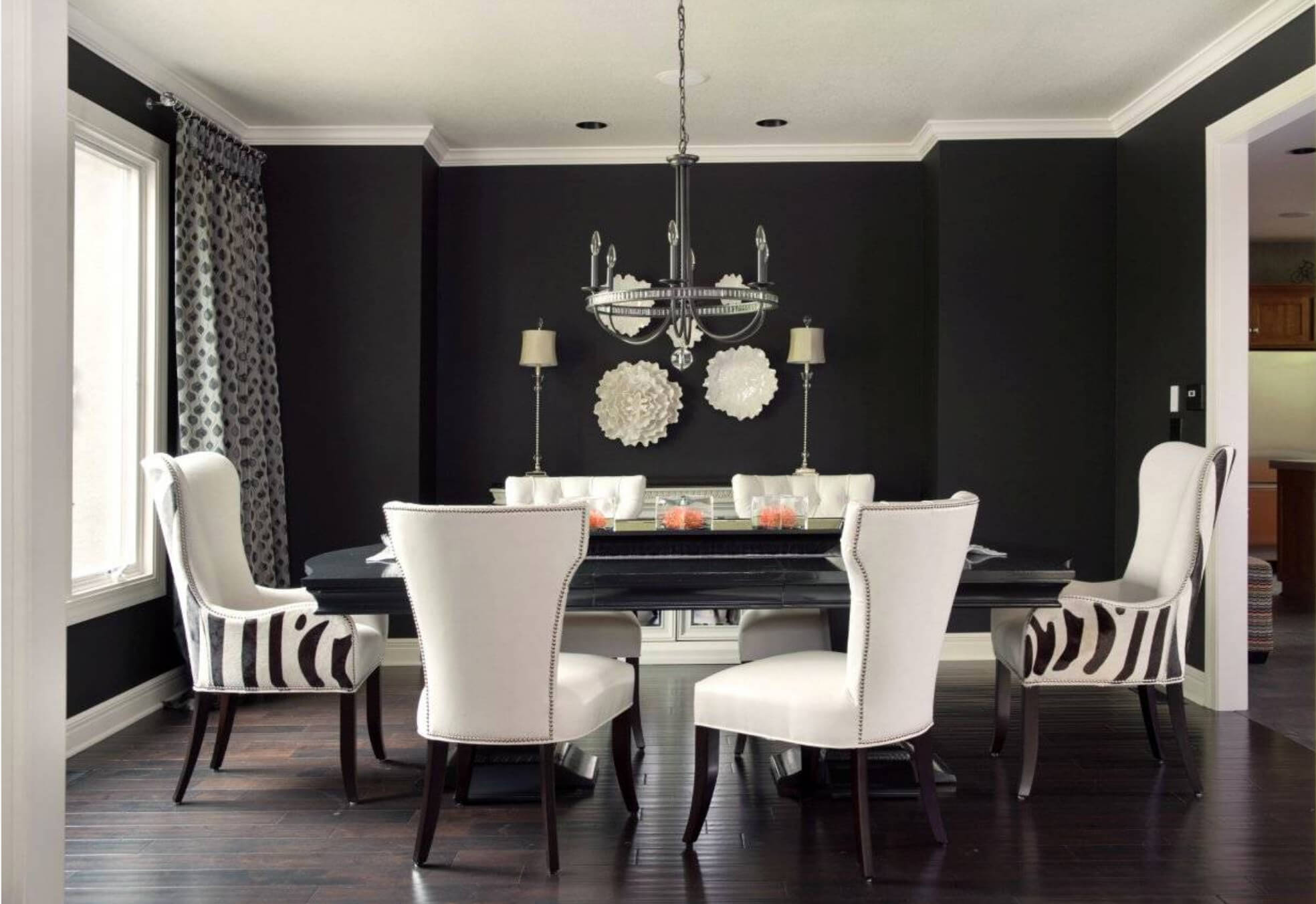 Latest Dining Table Designs 10 Creative Ideas for Dining Room Walls