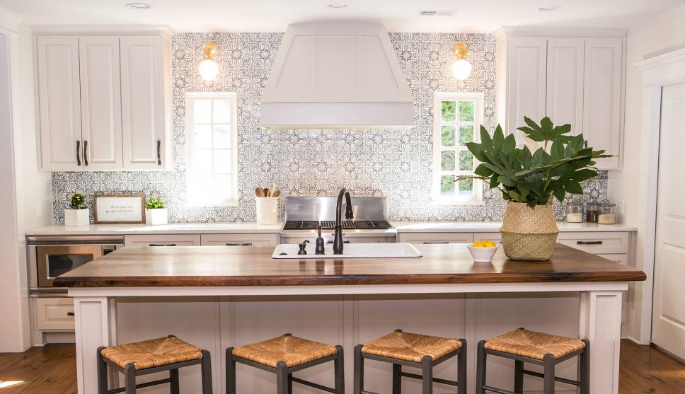 Modern Farmhouse Kitchen Decor Ideas Flisol Home
