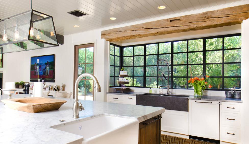 Farm House Kitchens | Here Are 15 Modern Farmhouse Kitchen Ideas To Inspire You