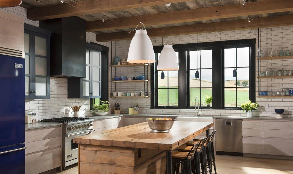 Use Accessories To Link Your Island To The Rest Of Your: Here Are 15 Modern Farmhouse Kitchen Ideas To Inspire You