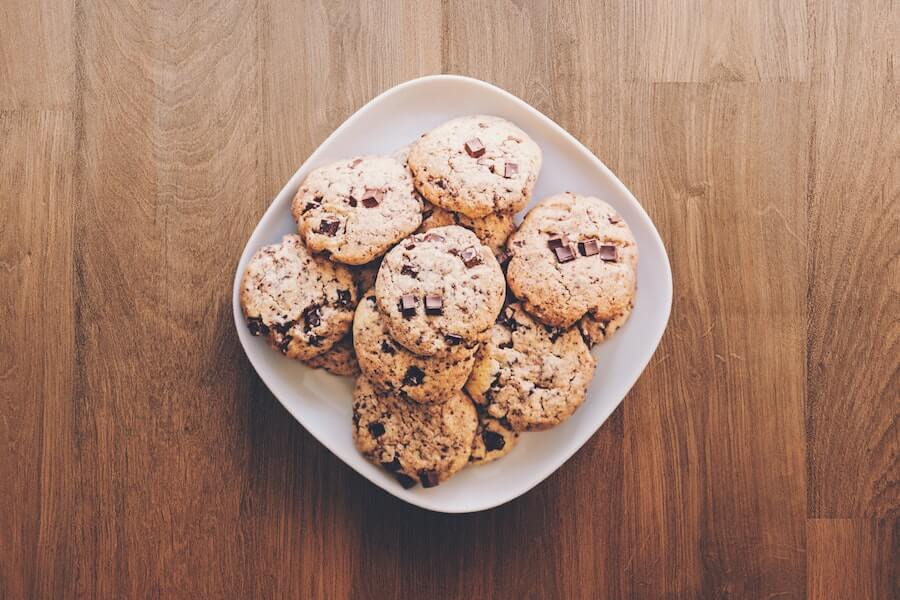 make your home smell great - cookies