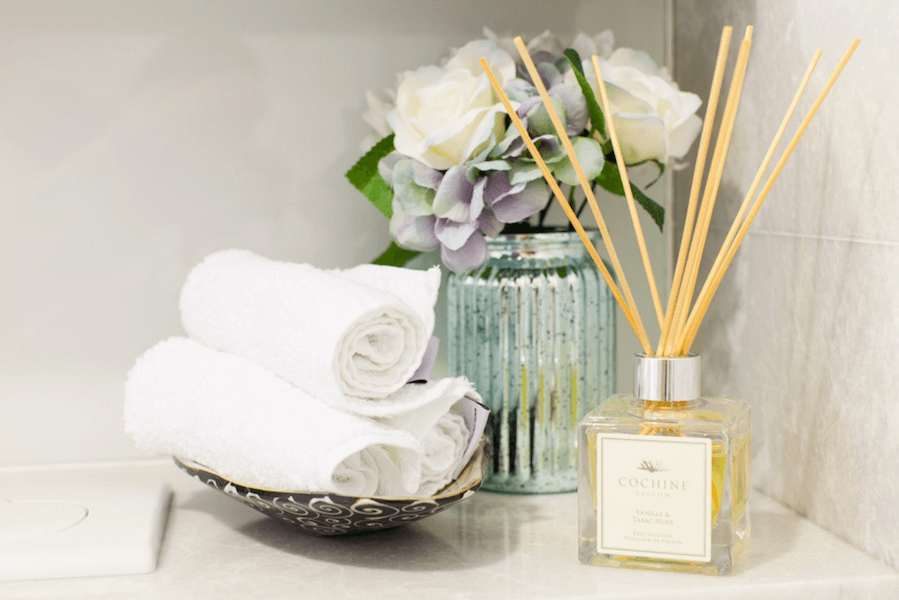 make your home smell great - diffuser