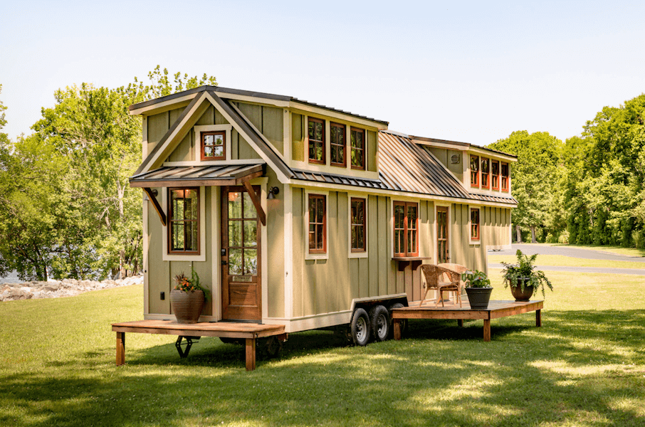 a home design building a tiny house cost or small house builder eyes tiny homes - exterior