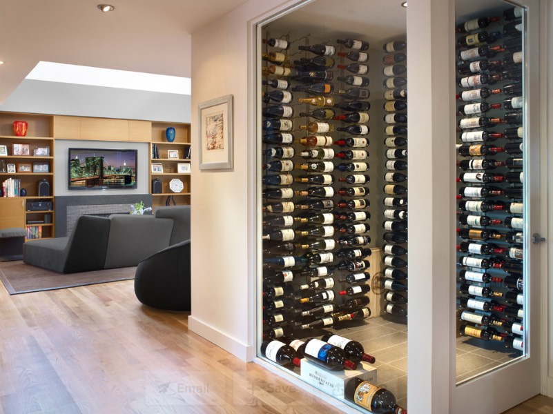 35 small wine cellars and wine room ideas you can recreate rh freshome com beautiful wine cellars ideas