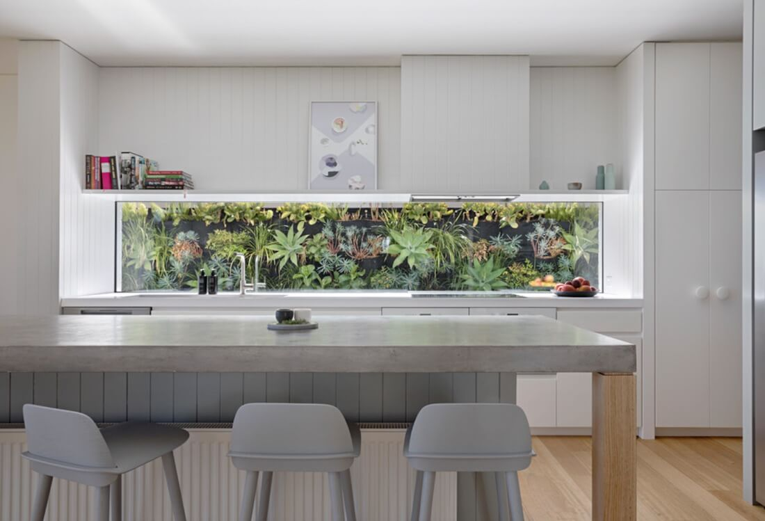 4 Creative Ways To Use Greenery In The Kitchen Freshome Com