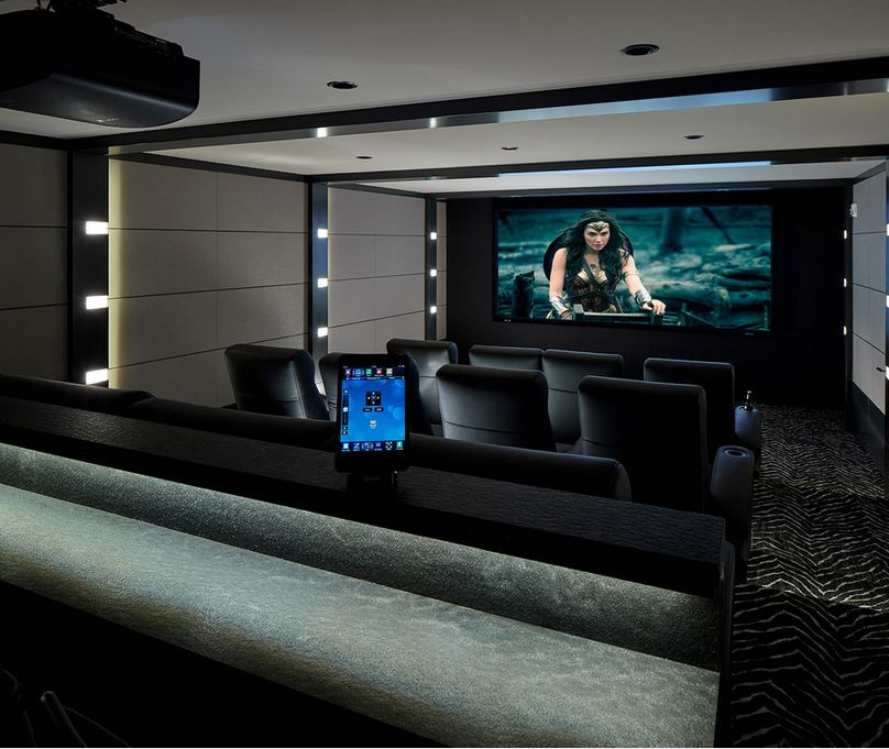 Bring Hollywood Home With These Mesmerizing Media Rooms And Theaters