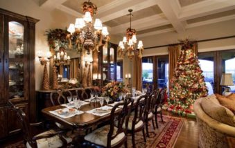 4 Ideas for a Traditional Christmas Room Design