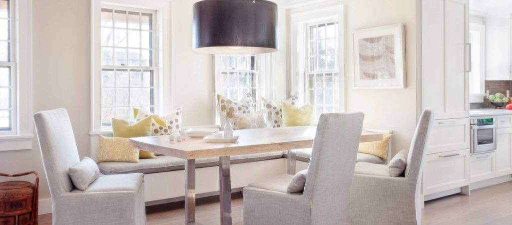 4 Tips to Help You Create a Perfectly Cozy Breakfast Nook in Your Home