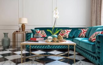 How to Balance out Those Trendy, Bold Colors in Your Interior Design