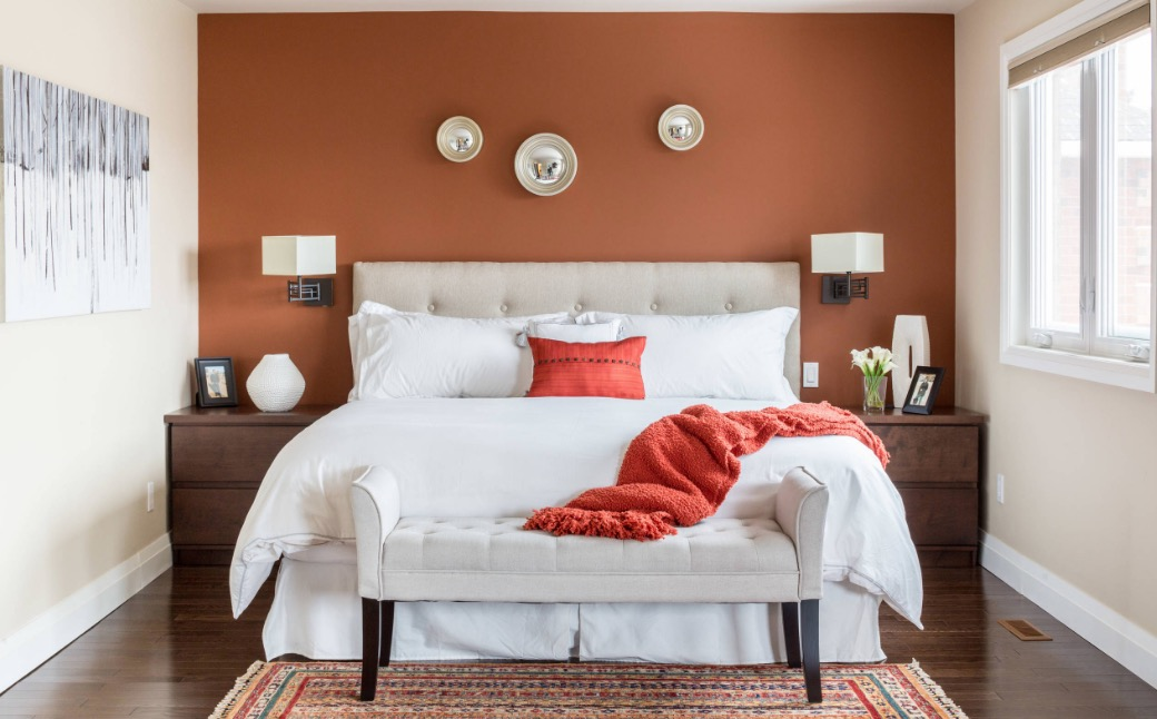 14 Ways to Bring Burnt Orange Into Your Home This Fall