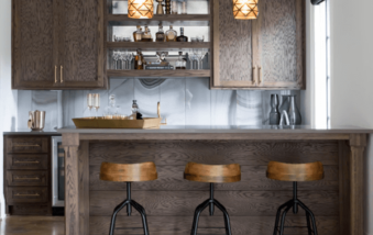Cheers! 21 Home Bars to Inspire You