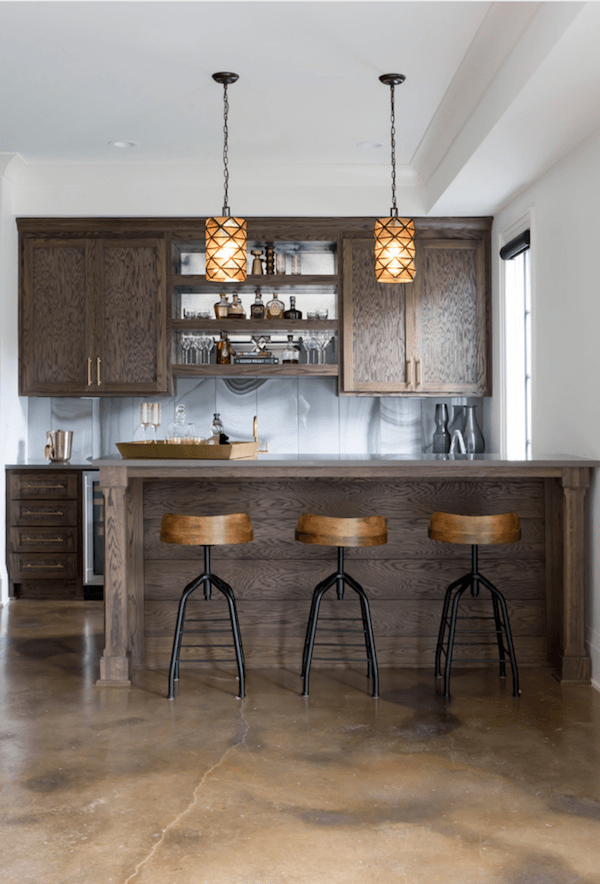 21 Home Bars To Inspire You