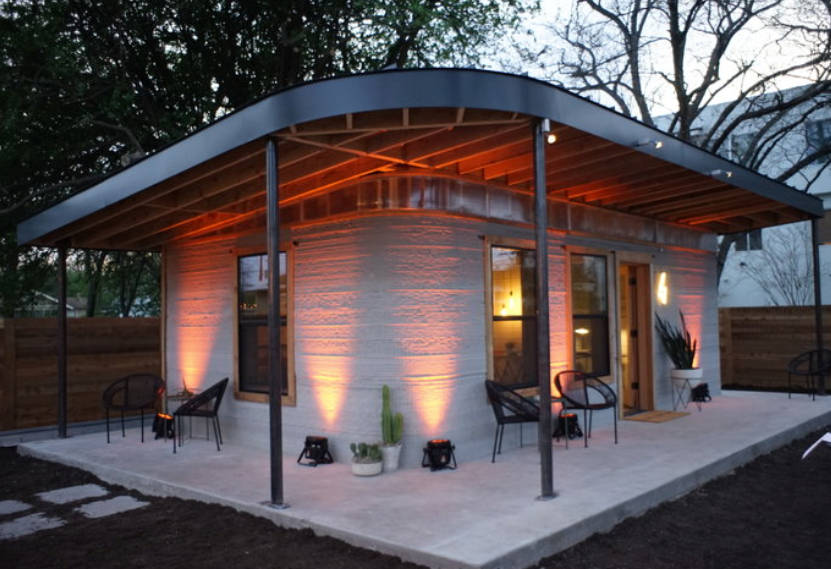 These 3D-Printed Houses Can Be Printed Today and Move-In Ready Tomorrow – for Under $10K