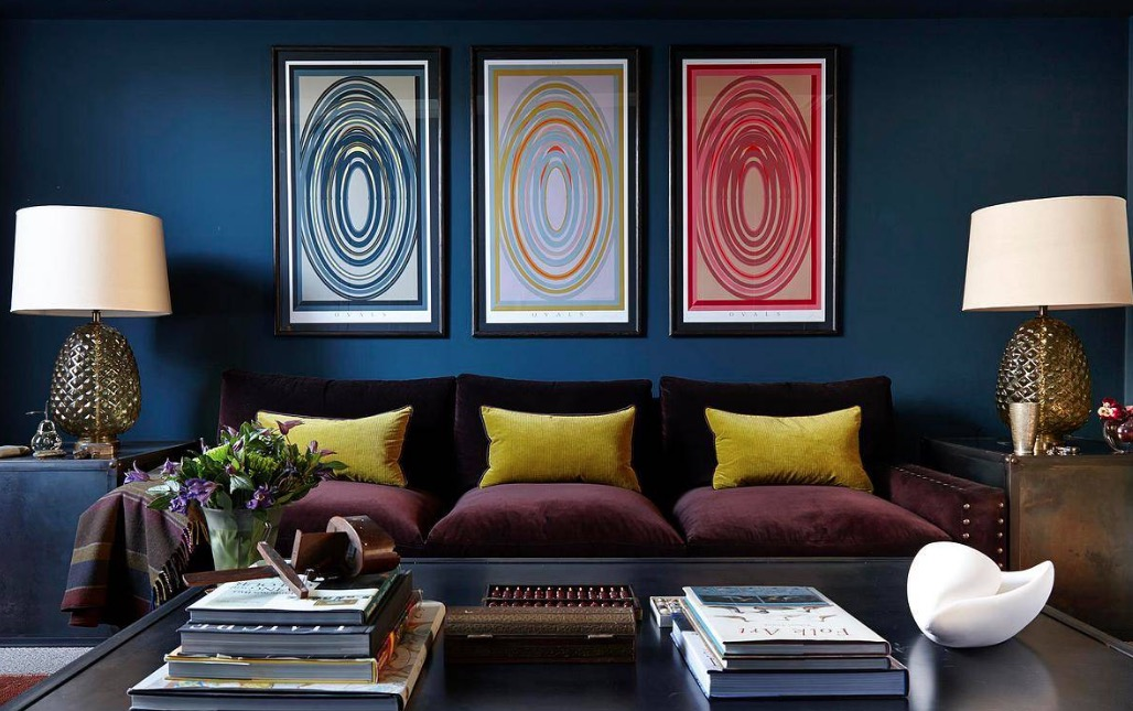 15 Ways To Incorporate Jewel,Tone Colors Into Your Home