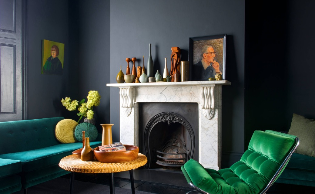 15 Ways To Incorporate Jewel Tone Colors Into Your Home