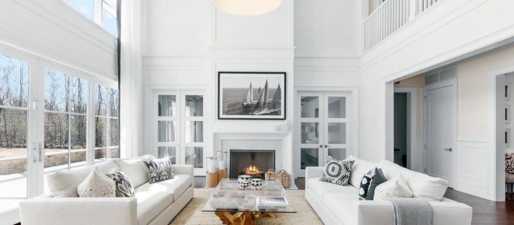 4 Ways to Ensure a Large Room Doesn't End up Feeling Too Stark