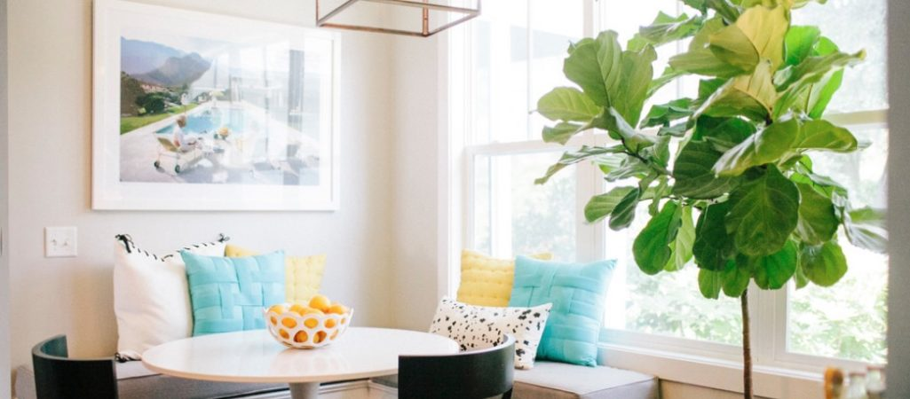 How to Design a Small Dining Space (Without It Feeling Totally Cramped)