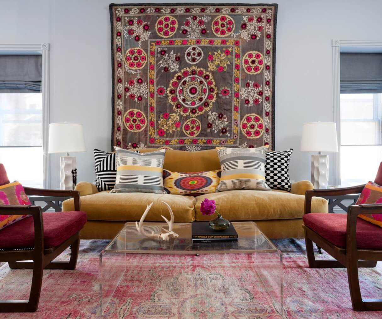 2019 Interior Design Trends Boho Style