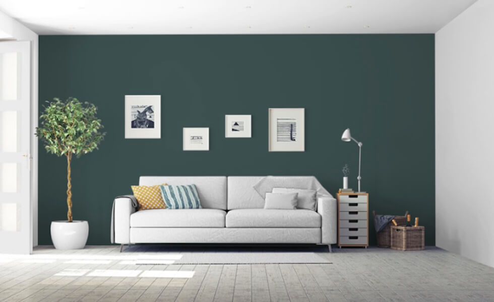 2019 Interior Design Trends Night Watch Color