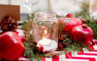 5 Ways to Decorate with Christmas Mason Jars