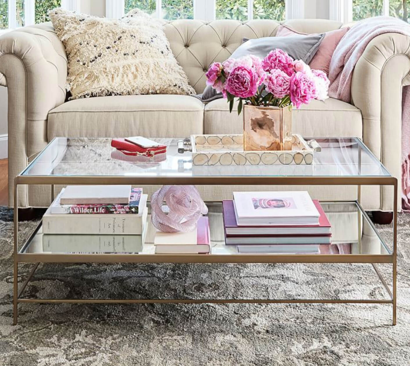 Interior Designer Inspiration for Styling Your Coffee Table ...