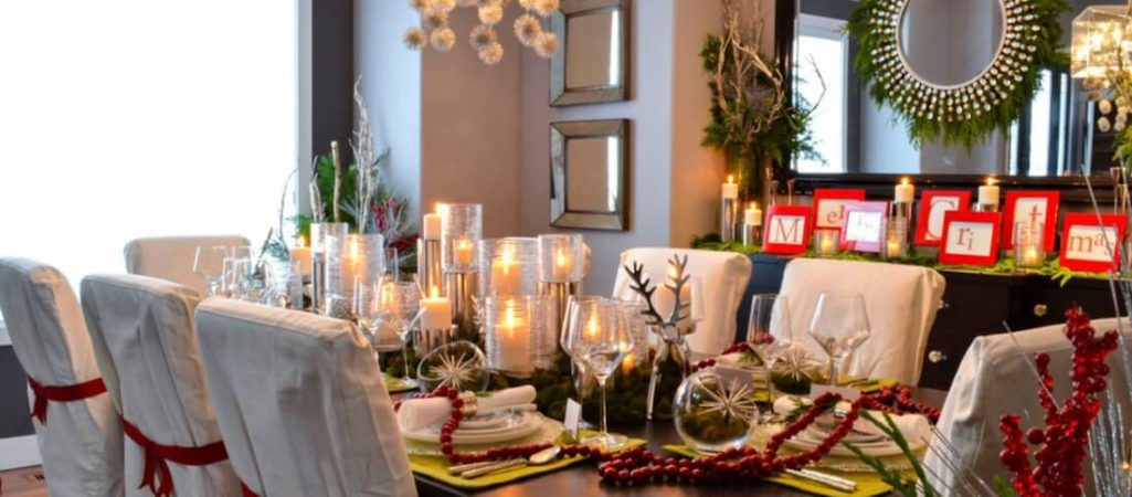5 Ways to Create a Country Christmas Table Setting